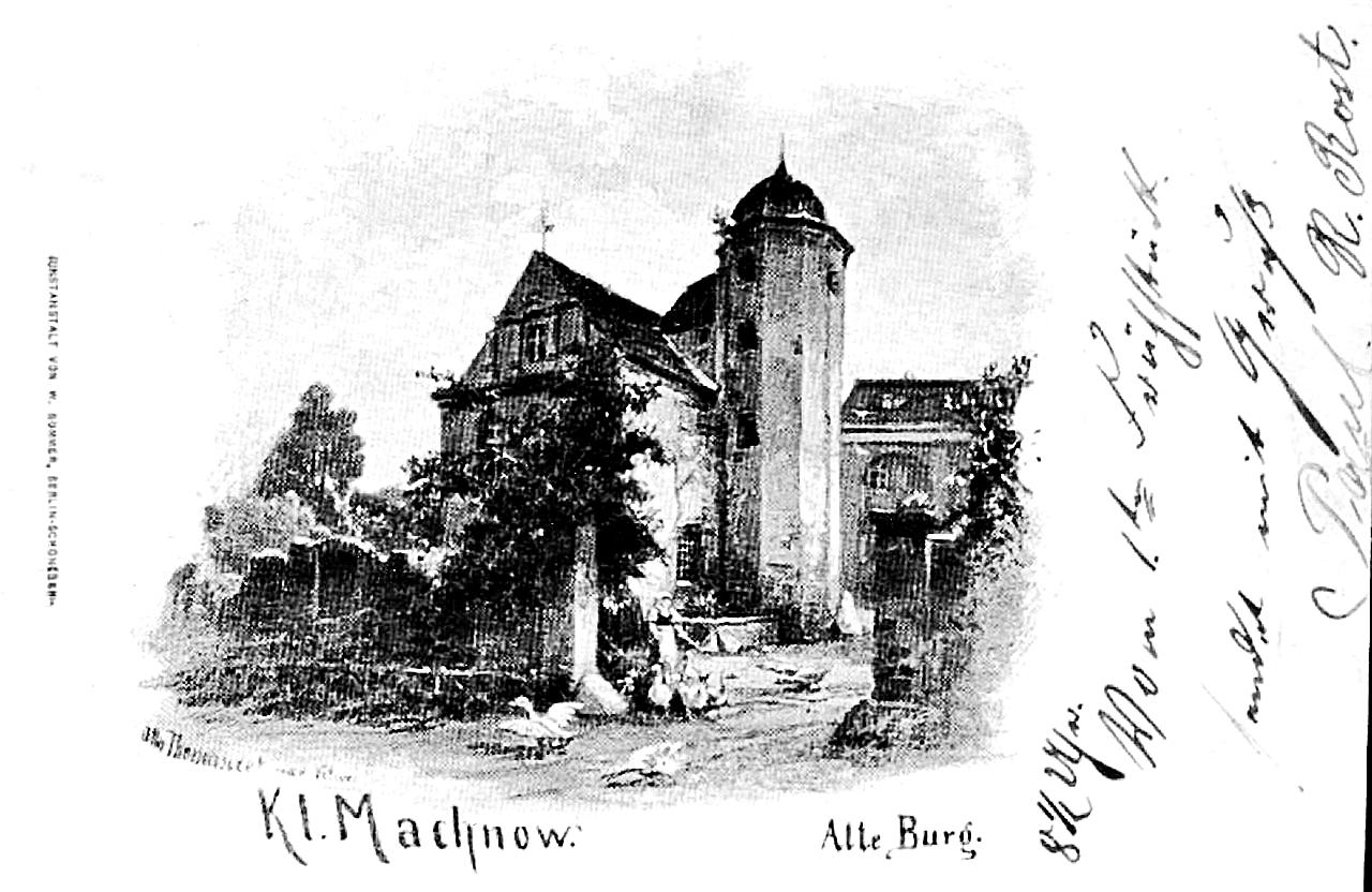 Bilderbuch aus Kleinmachnow und Stahnsdorf von Otto Thomasczek